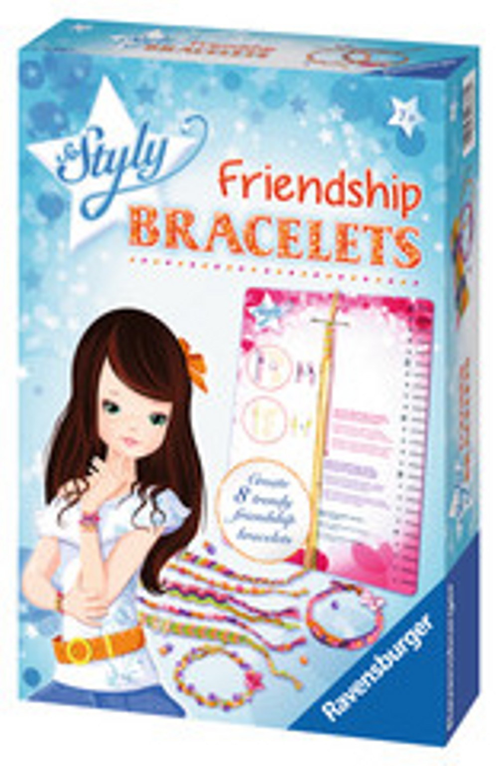 Styly Friendship Bracelets by Ravensburger