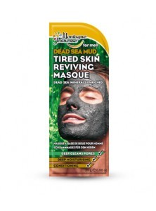 Dead Sea Mud Tired Skin Reviving Face Masque
