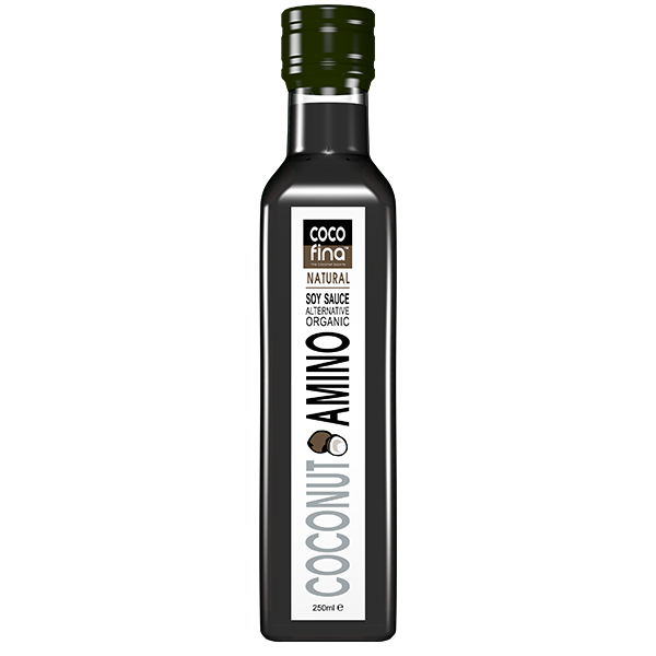 Organic Coconut Amino (Soy Sauce Alternative) 250ml