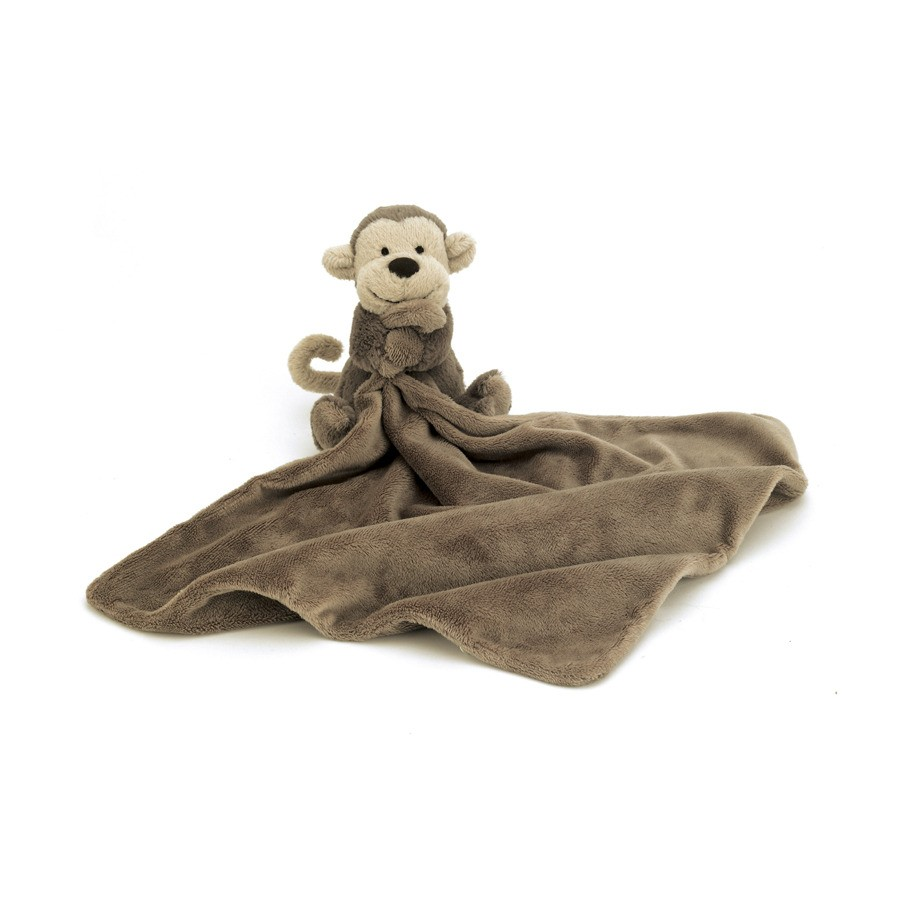 Bashful Monkey Soother from Jelly Cat London.
