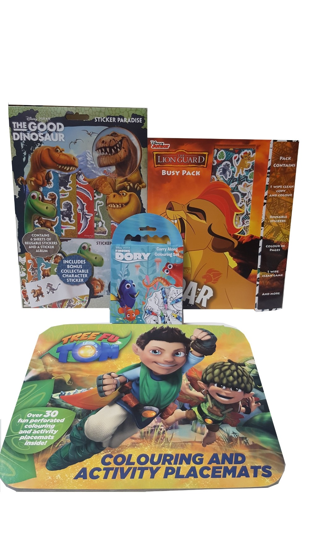 Activity Set For Boys (Age 4-8 years)