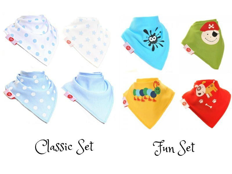 Zippy Bibs For Boy (Pack of 4)