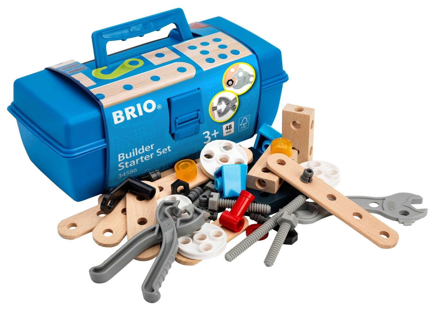 Brio Builder Starter Set (Age 3+ years)