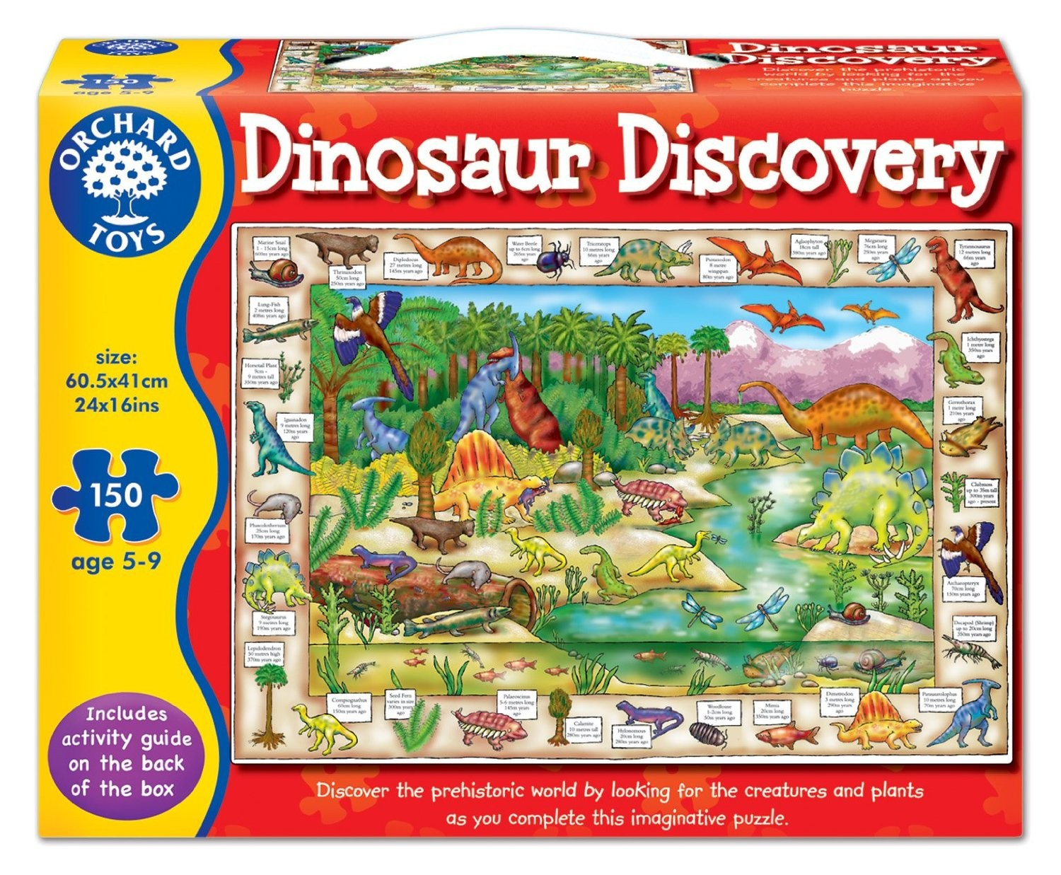 Dinosaur Discovery by Orchard Toys