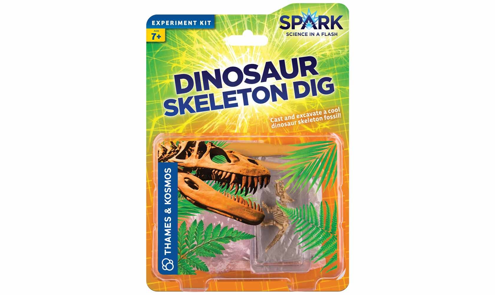 Dinosaur Skeleton Dig By Spark Science