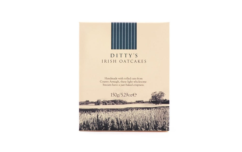 Ditty's Bakery Savoury Oatcakes 150g