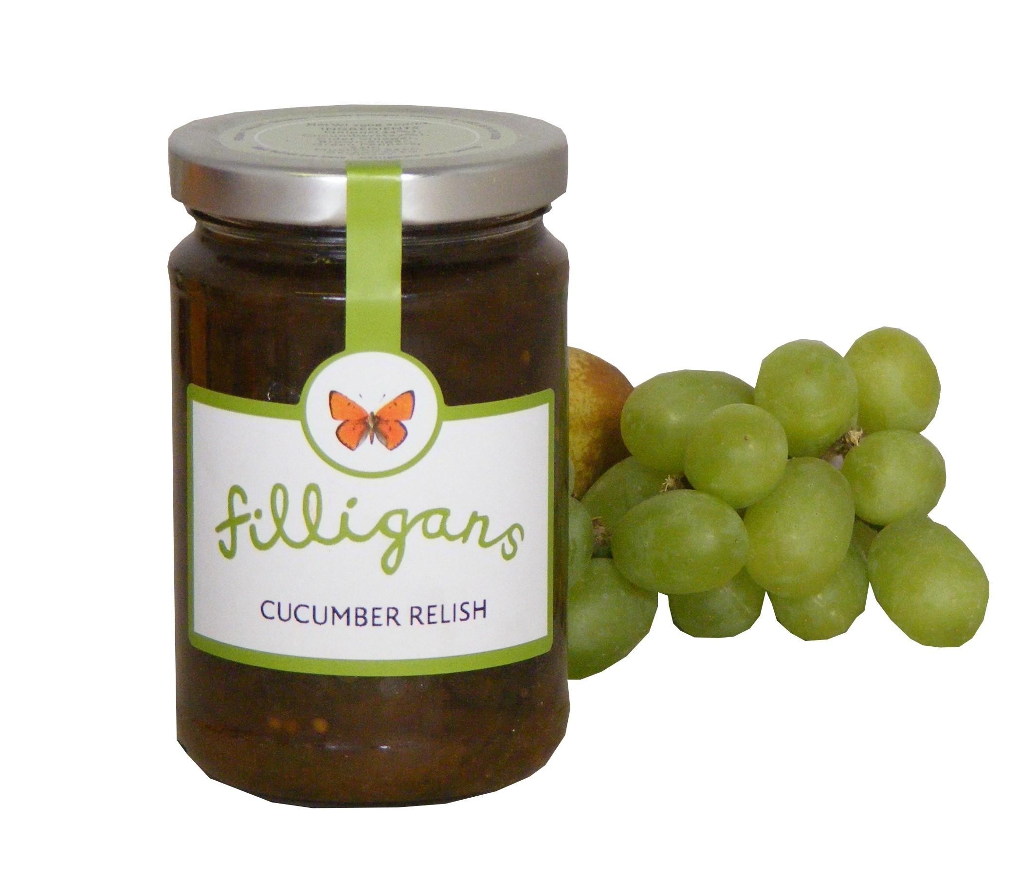 Filligans Cucumber Relish