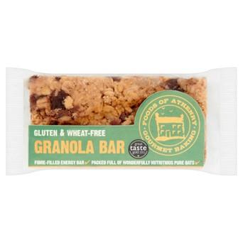 Gluten Free Granola Bar 75g
