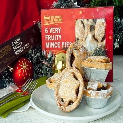 Very Fruity Mince Pies from The Foods of Athenry 280g