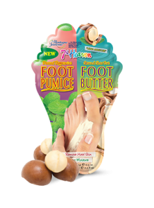 Foot Pumice and foot Butter by 7th Heaven