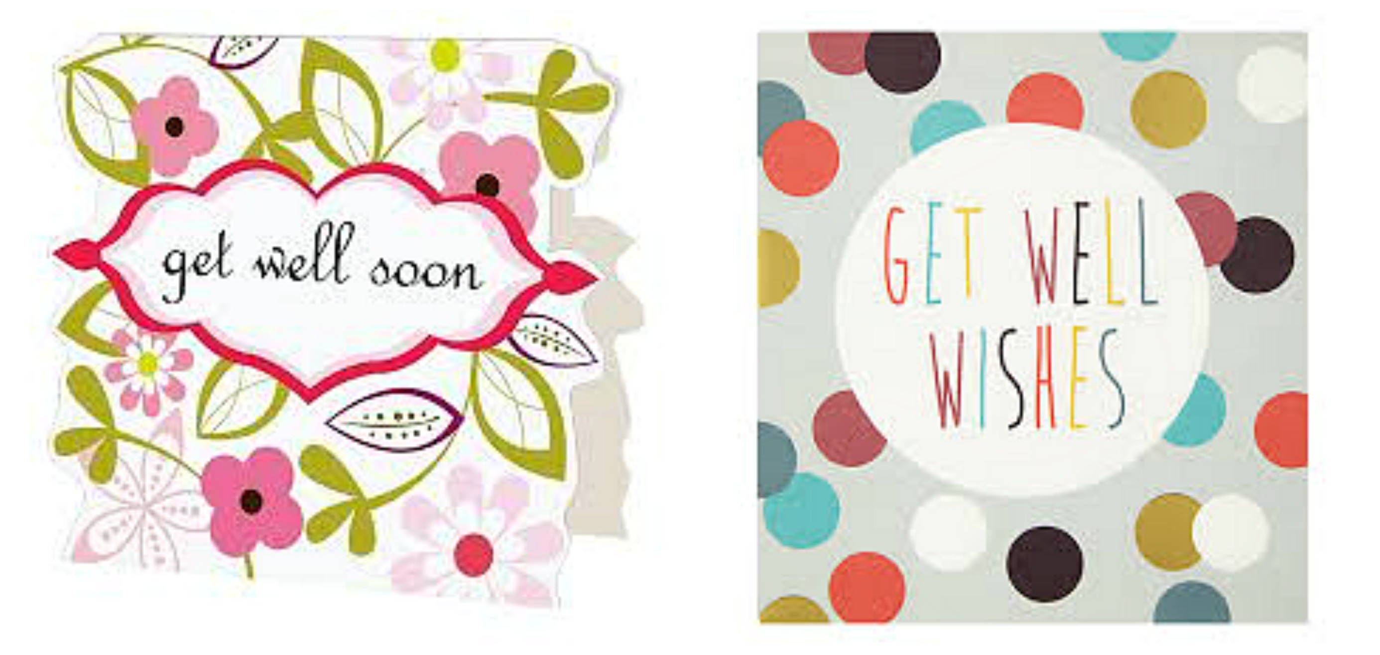 Luxury Get Well Gift Cards