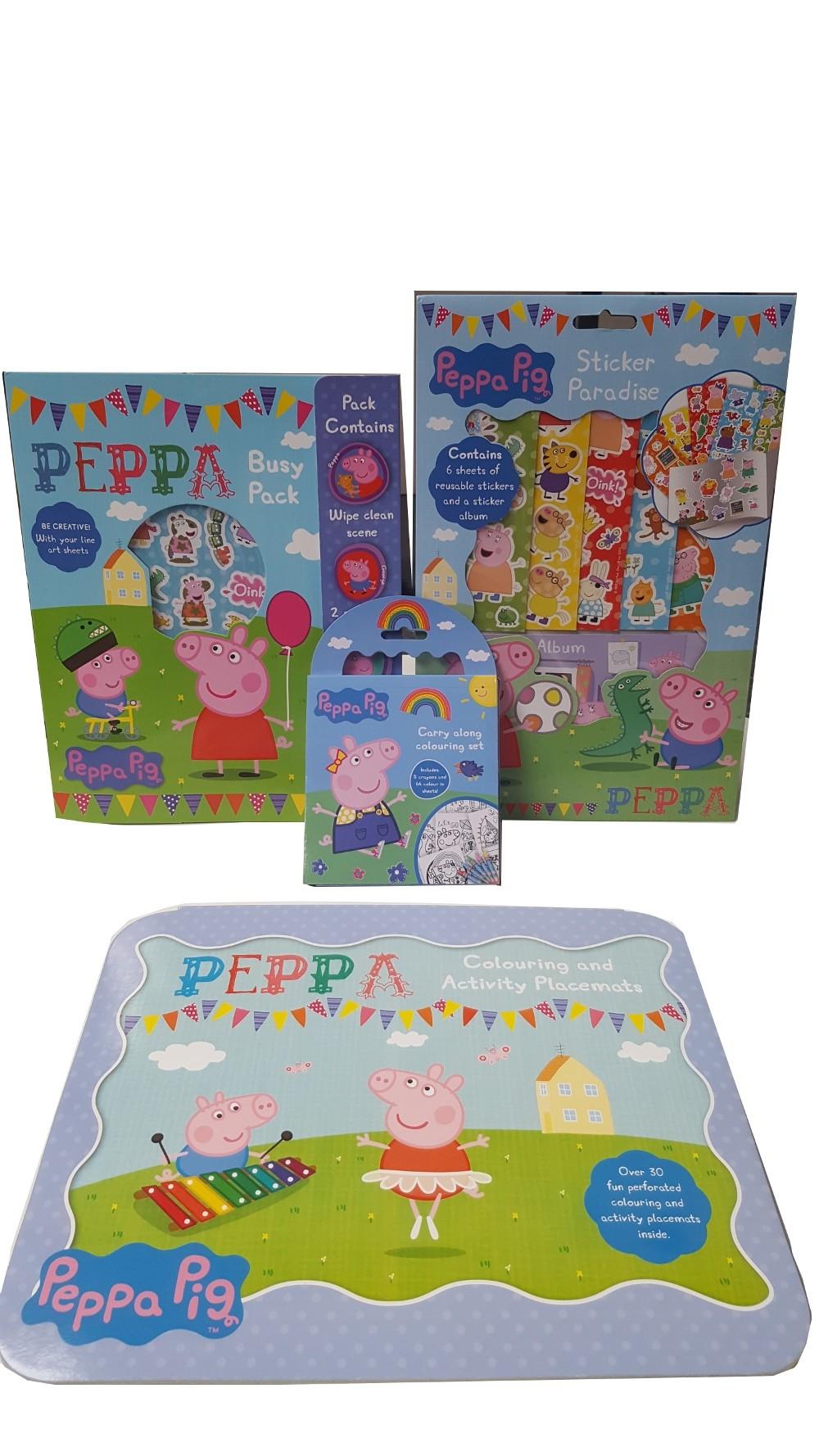 Peppa Pig Gift Set