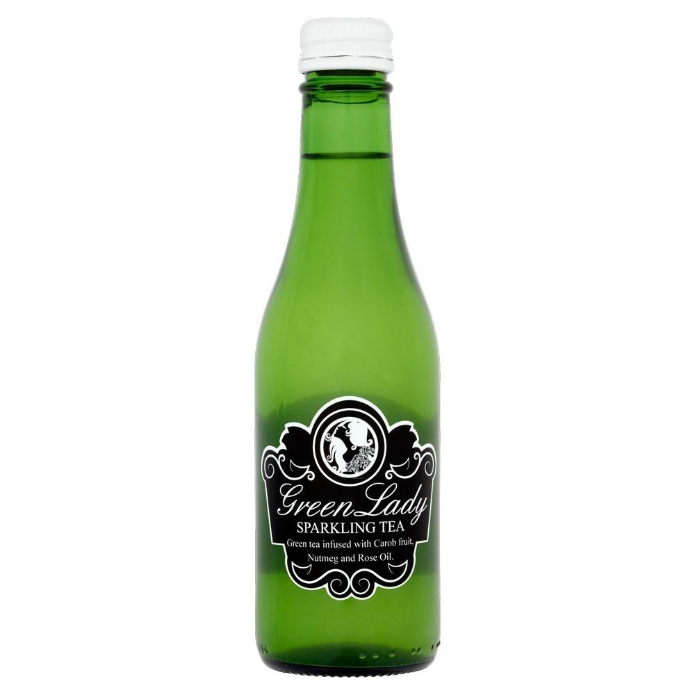 Green Lady Sparkling Tea 250mls