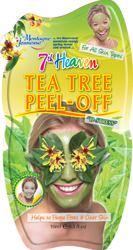 Green Tea  Peel Face Mask