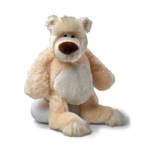 Brody Cream Bear by Gund