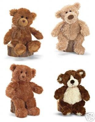 Gund Little Teddy Bear