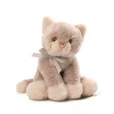 Gund Oh So Soft Kitty Rattle