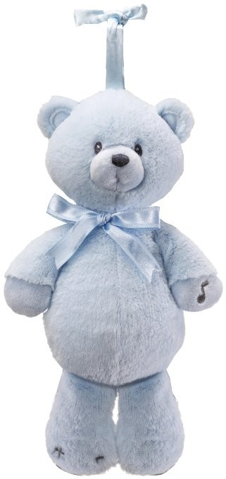 Blue Oliver Soothing Bear from Gund