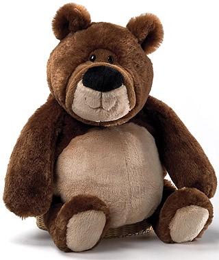 Hoagie Bear by Gund