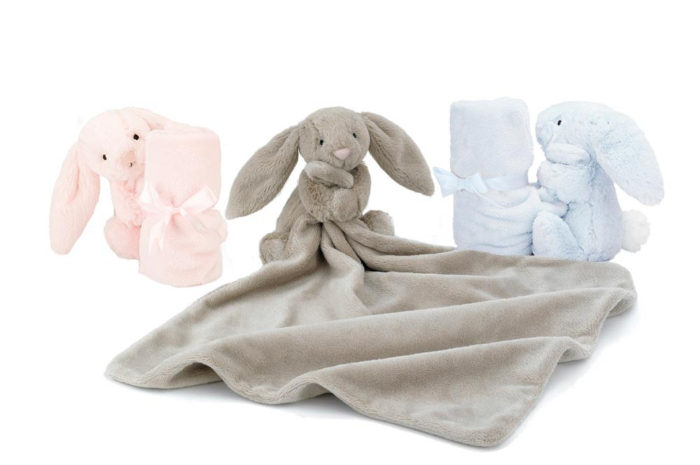 Bunny Blankies by JellyCat