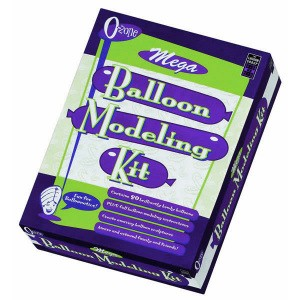 Mega Balloon Modeling Kit by Lagoon Games