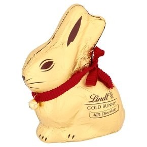 Lindt Swiss Milk Chocolate Bunny 100g