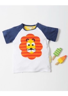 Louis the Lion T-shirt by Olive & Moss