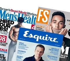 magazine for men