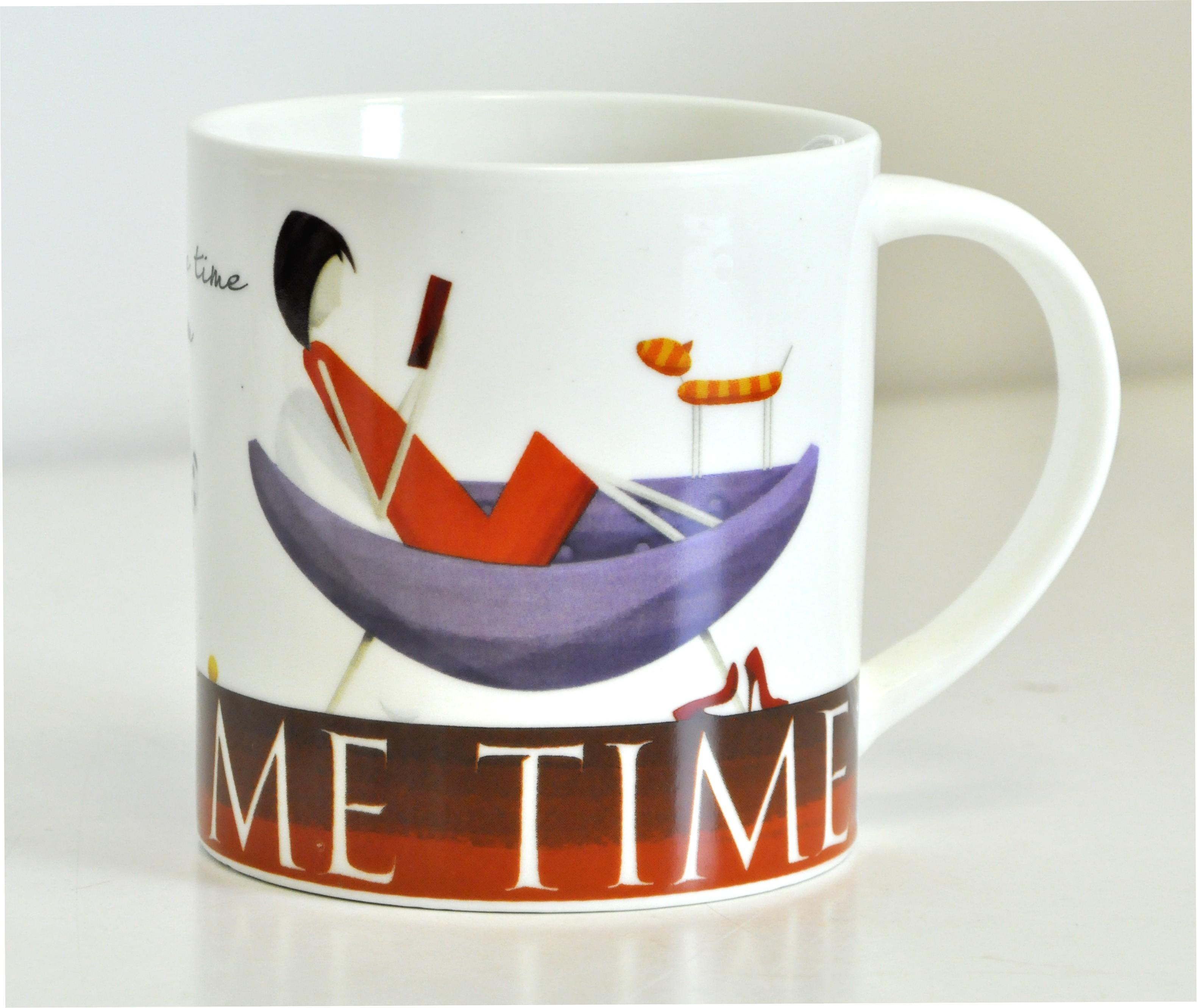 Me Time Mug