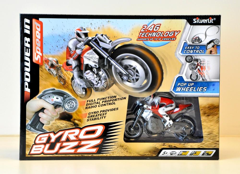 Silverlit 1.18 Scale Gyro Buzz Miniature Ra