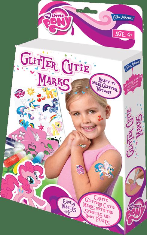 My Little Pony Cutie Marks by John Adams