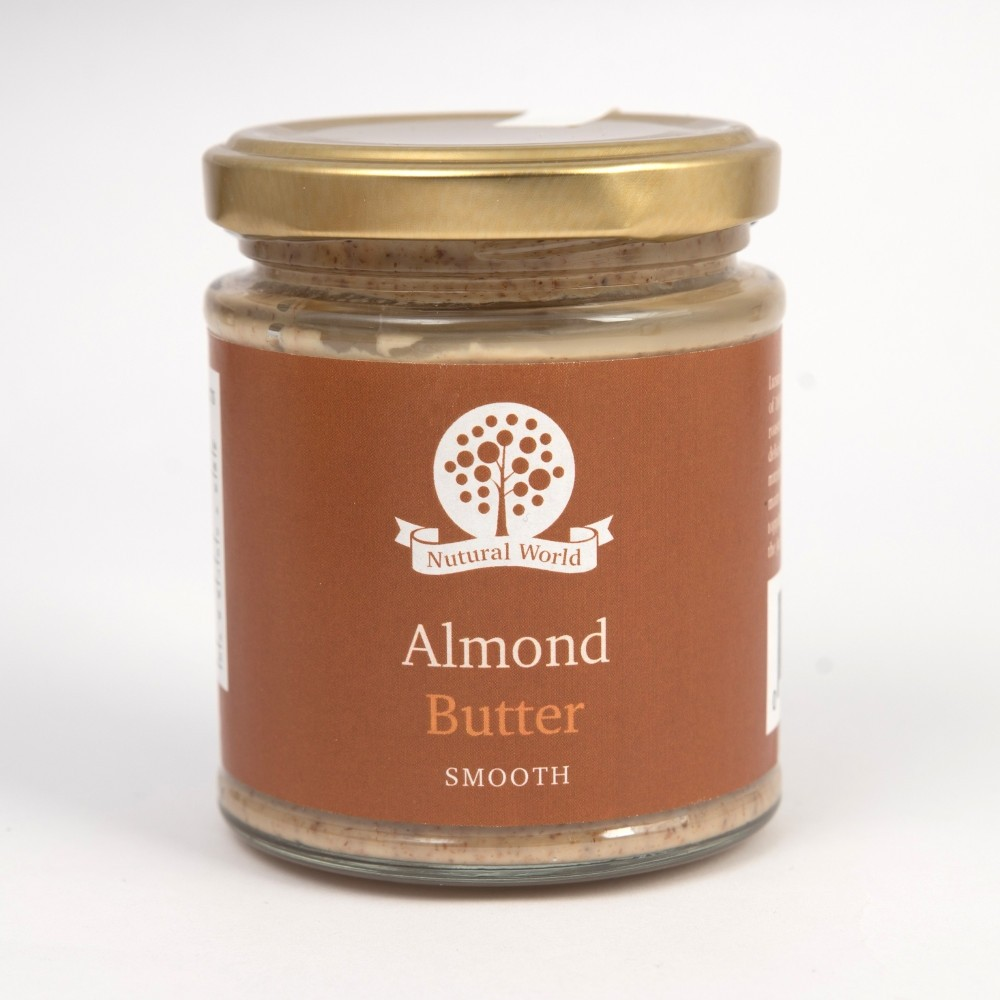 Natural World Almond Butter