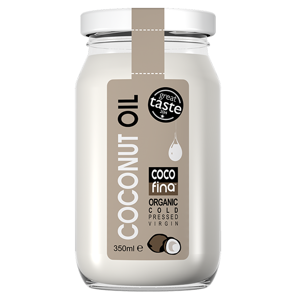 Organic Coconut Oil 350ml