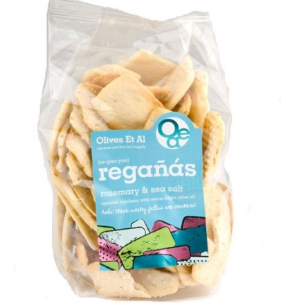 Rosemary & Sea Salt Reganas 200g