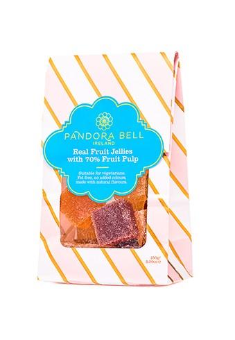 Pandora Bell Real Fruit Jellies with 70% Fruit Pulp