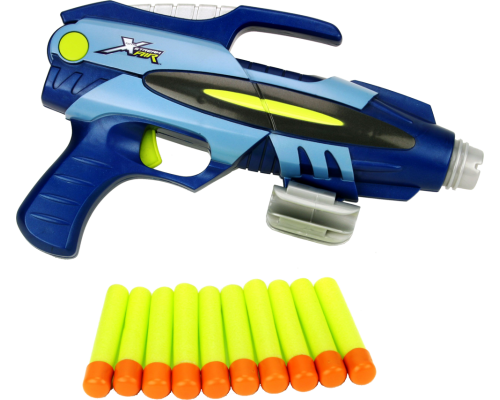 Lanard First Shot Soft Foam Dart Gun ( Ages 5 +)