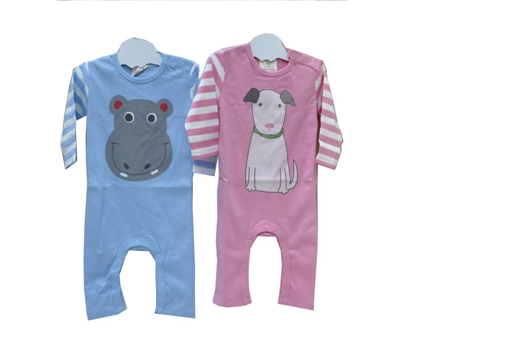Frugi Rompers