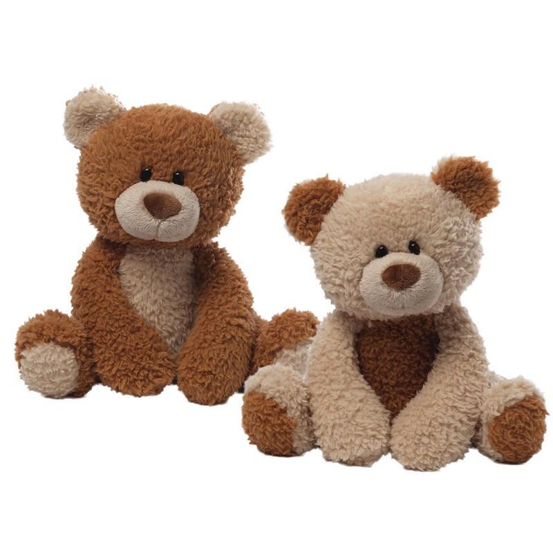 Raisin Teddy Bear by Gund