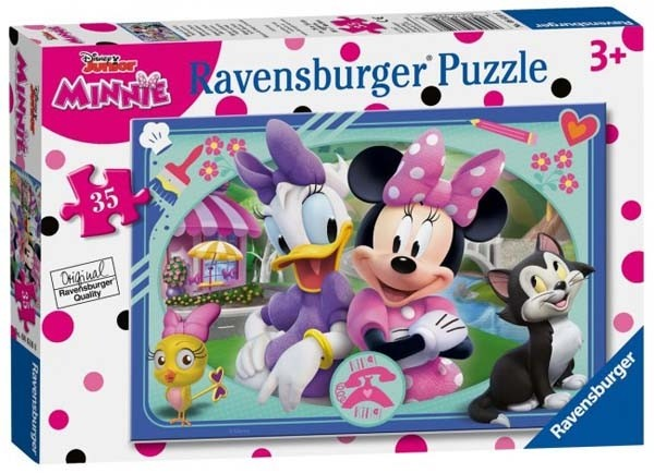 Ravensburger Minnie Happy Helpers Jigsaw