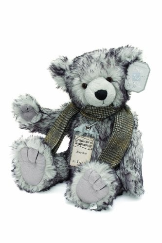 Riley Silver Tag Limited Edition Teddy Bear
