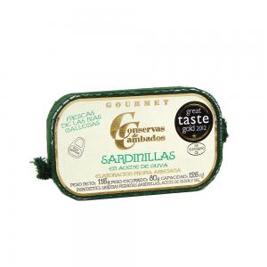 Sardinas in Olive Oil 115g