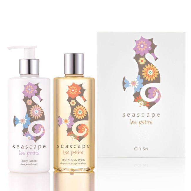 Les Petits Duo by Seascape Island Apothecary