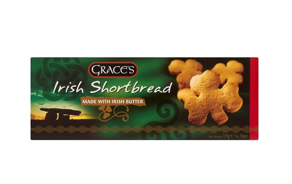 Grace's All Butter Shortbread 115g