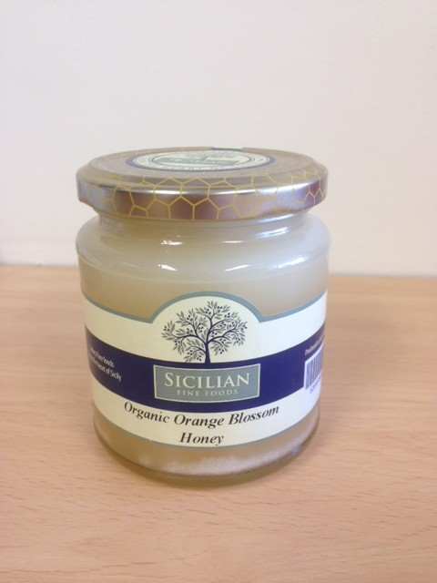 Orange Blossom Honey by Sicilian Fine Foods