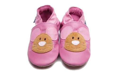 282f53ff3543 Soft Leather Baby Girl Shoes