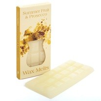 Wax Melts Summer Fruit & Prosecco by Pintail Candles