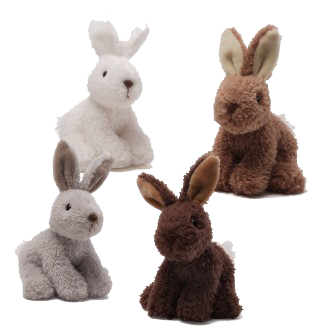 Sweet Peas Bunny by Gund