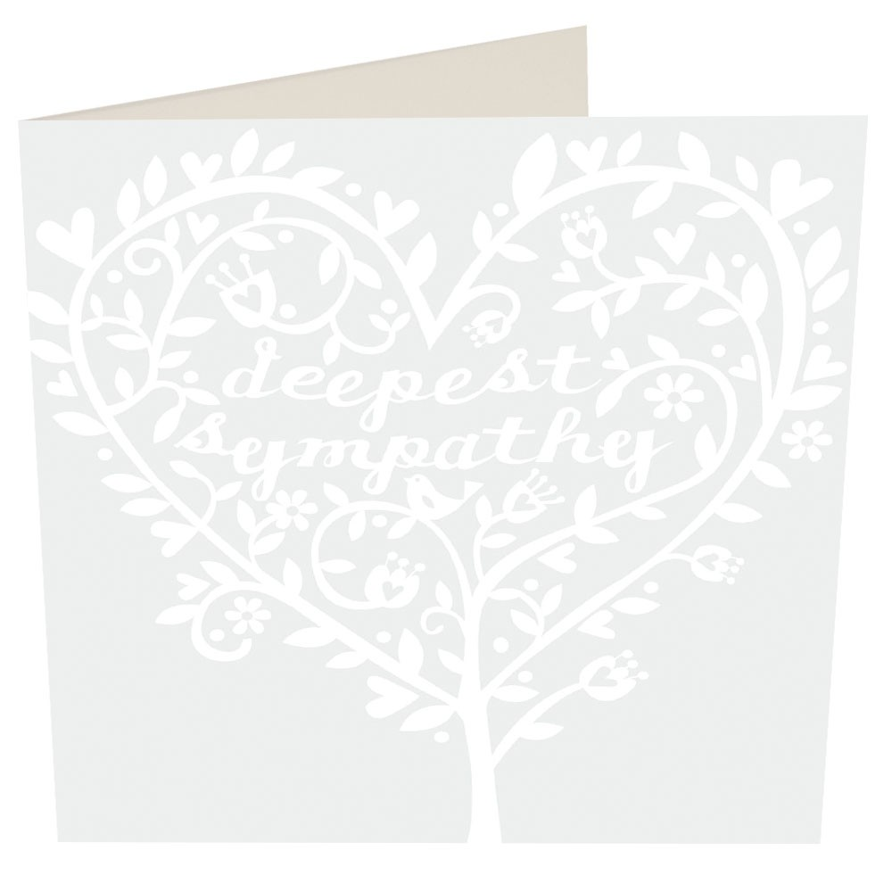 Deepest Sympathy Gift Card