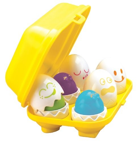 Hide & Squeak Eggs by Tomy