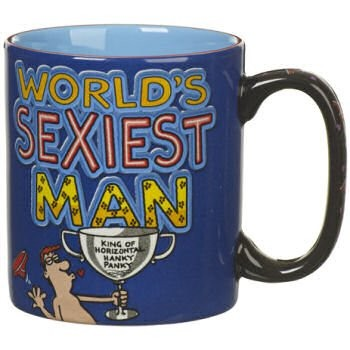 World's Sexiest Man Mug